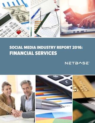 Social Media Industry Report 2016: Financial Services