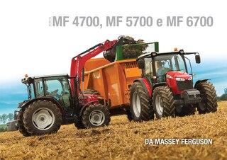 MF 4700, MF 5700 e MF 6700