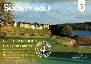Society Golf Digital Magazine - Issue 2