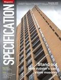 Specification Magazine December 2016