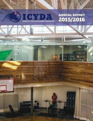 2015-2016 ICYDA Annual Report
