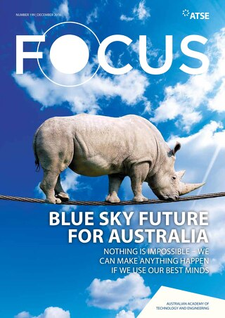 Focus 199: Blue sky future for Australia