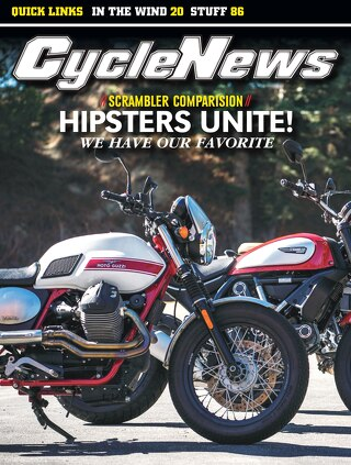Cycle News 2016 Issue 49 December 13