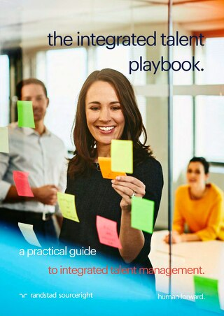 RandstadSourceright Integrated Talent Playbook