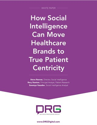 How Social Intelligence Can Move Brands to True Patient Centricity