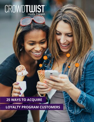 25 Ways to Acquire Loyalty Program Customers