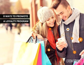 8 Ways to Promote a Loyalty Program