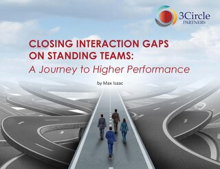 Closing Interaction Gaps on Standing Teams