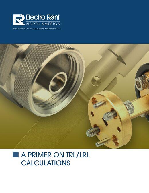 A Primer On TRL/LRL Calculations
