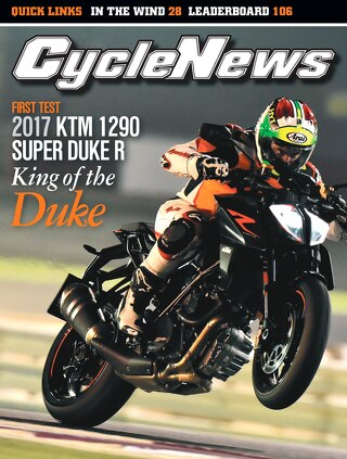 Cycle News 2017 Issue 06 February 14