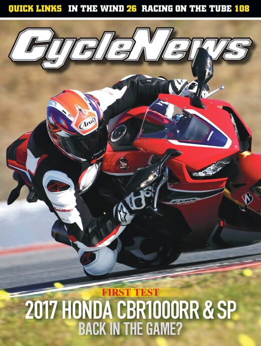 Cycle News 2017 Issue 07 February 22