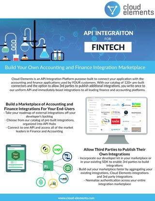 Cloud Elements for FinTech