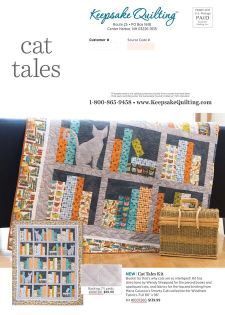 Keepsake Quilting - Spring 2017 : keepsake quilting center harbor nh - Adamdwight.com
