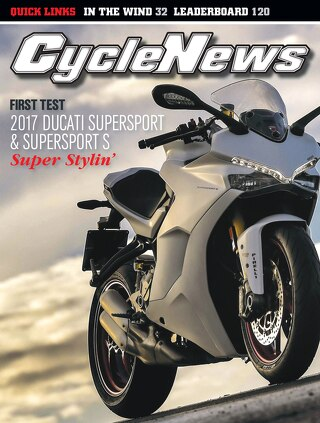 Cycle News 2017 Issue 09 March 7