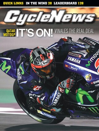 Cycle News 2017 Issue12 March 28