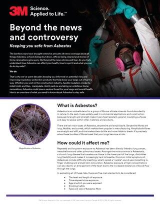 Respiratory Hazard - Asbestos Whitepaper