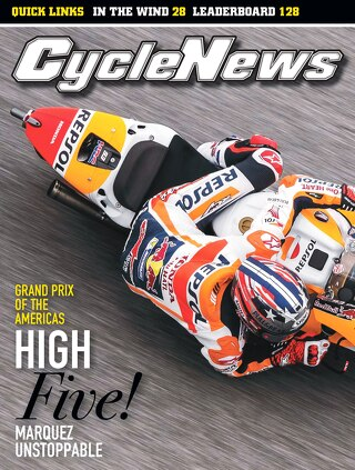 Cycle News 2017 Issue16 April 25