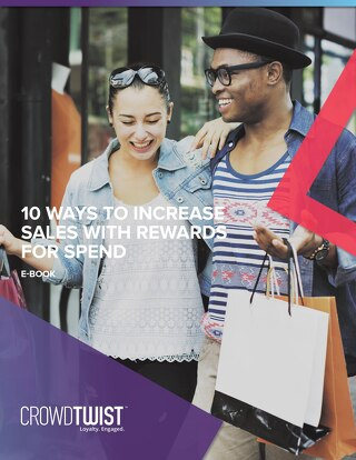10 Ways to Increase Sales with Rewards for Spend