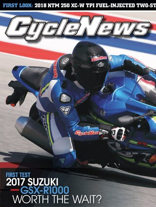 Cycle News 2017 Issue19 May 16