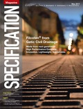 Specification Magazine May 2017