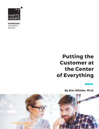 Putting the Customer at the Center of Everything