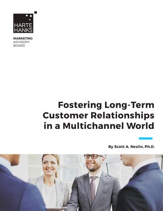 Fostering Long-Term Customer Relationships in a Multichannel World