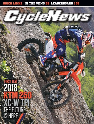 Cycle News Issue 22 June 6, 2017