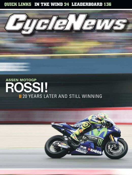 Cycle News Issue 25 June 27, 2017