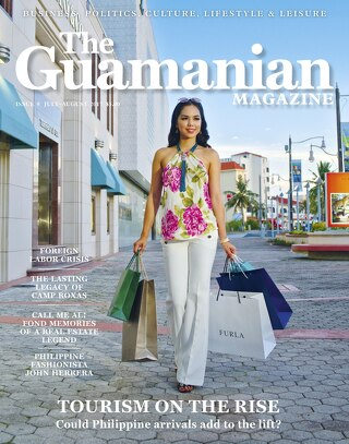 GM Issue 9 - Tourism on the Rise