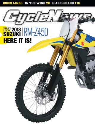 Cycle News Issue 26 July 4, 2017