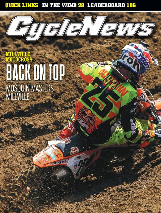 Cycle News Issue 29 July 25, 2017