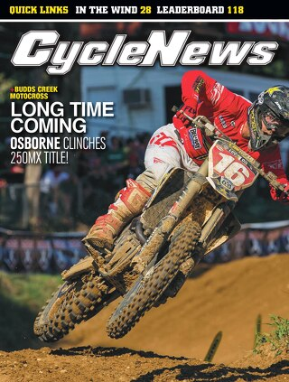 Cycle News Issue 33 August 22, 2017
