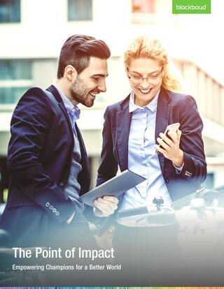 Point of Impact: Empowering Champions for a Better World