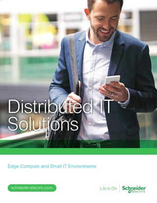 Distributed IT Solutions: Edge Compute and Small IT Environments