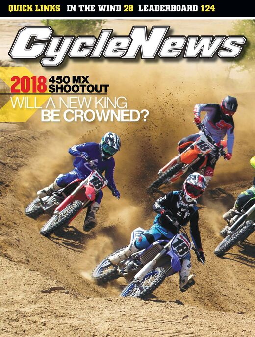 Cycle News Issue 42 October 24, 2017