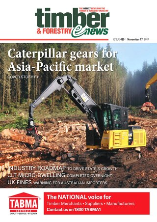 Timber & Forestry E News Issue 489
