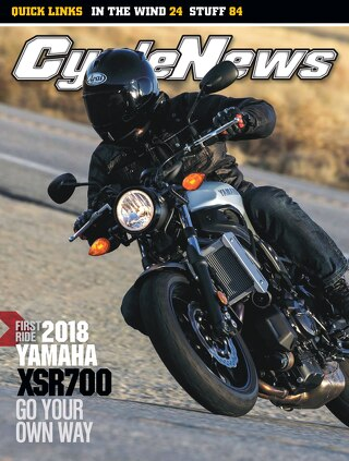 Cycle News Issue 47 November 28, 2017