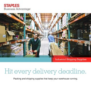 Hit Every Deadline: Industrial Shipping Supplies
