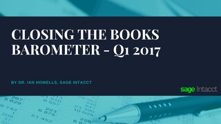 Closing The Books Barometer eBook