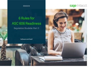 Six Rules For ASC 606 Readiness eBook