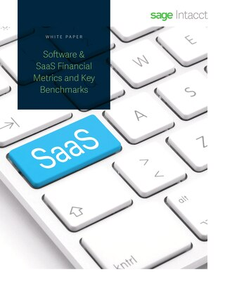 Software SaaS Financial Metrics And Key Benchmarks