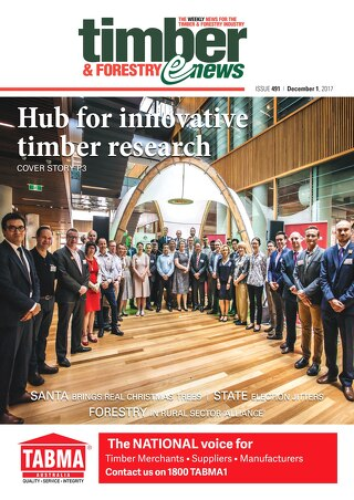 Timber & Forestry E News Issue 491