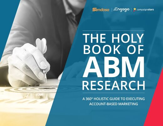 The Holy Book of ABM Research     Engagio