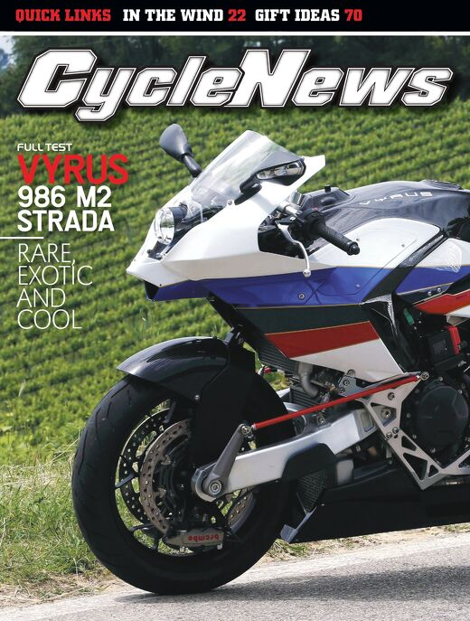 Cycle News Issue 48 December 5, 2017