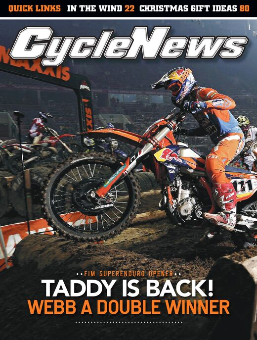 Cycle News Issue 49 December 12, 2017