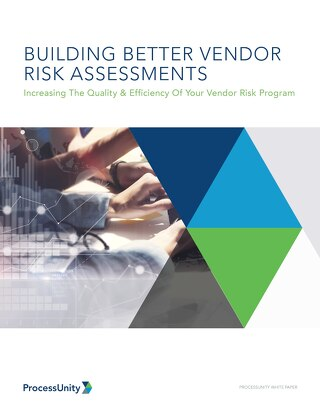 eBook: Building Better Vendor Risk Assessments