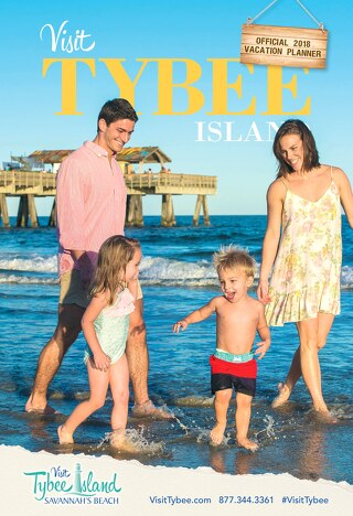 Official Visit Tybee Visitor Guide 2018