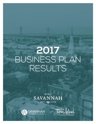 2017 Visit Savannah Results