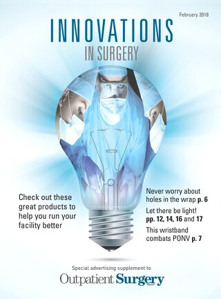 Innovations in Surgery Supplement - February 2018
