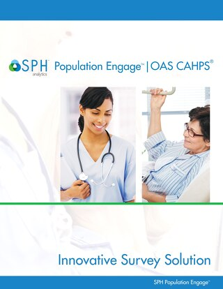 Brochure - OAS CAHPS Survey Solution